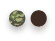 Camouflaged / Brown