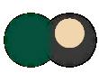 Green / Beige