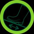 Slip resistant