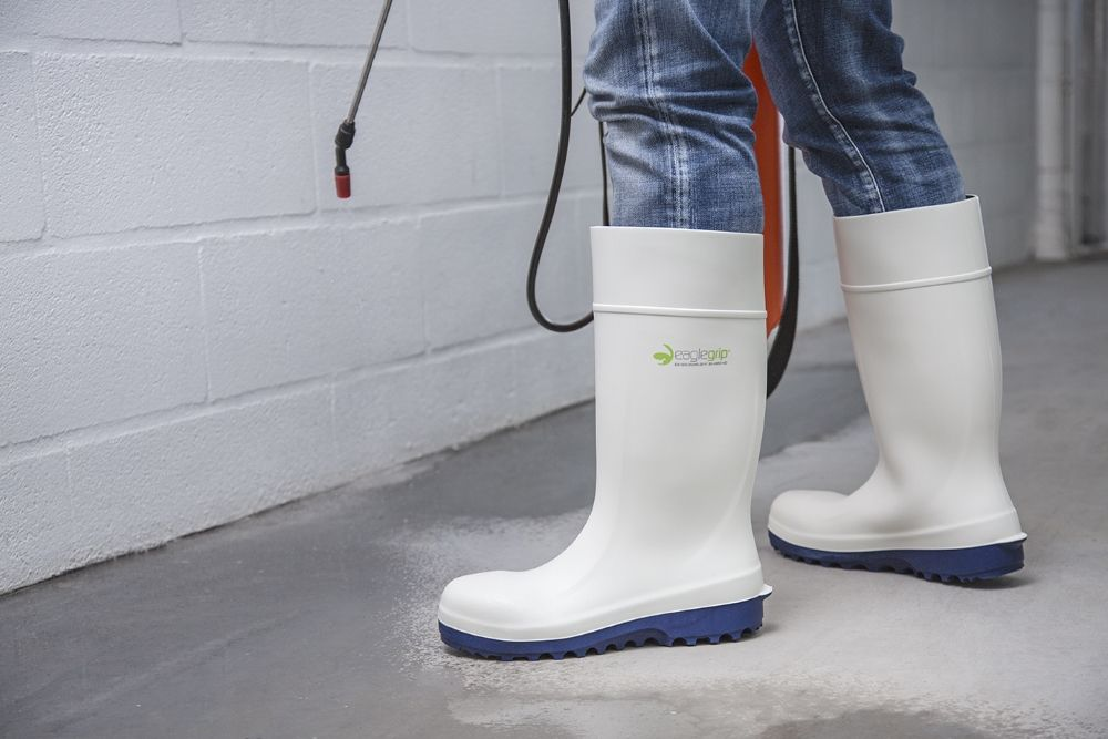 Types of Polyurethane (PU) boots for Food Industry!